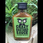 Crazy Bastard - Green Label Jalapeno & Date