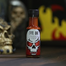 Evil One™ Scotch Bonnet and Ghost Chilli Sauce