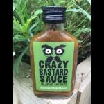 Crazy Bastard Green Label Jalapeño & Date Sauce