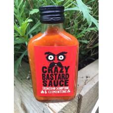 Crazy Bastard Red Label Scorpion Chilli & Clementine Sauce