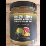 Yellow Lemon Habanero Marmalade with Viper Gin & Tonic
